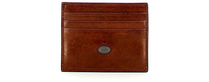 Men's Brown Wallet - The Bridge