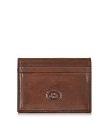Story Uomo Leather Billfold Card Holder