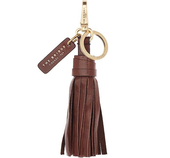 Florentin Genuine Leather Key Holder - The Bridge