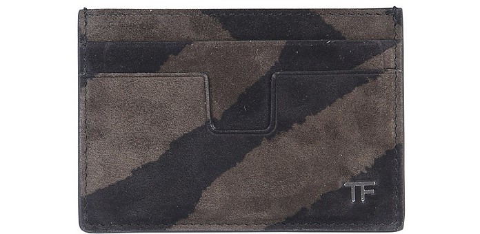 Leather Card Holder - Tom Ford