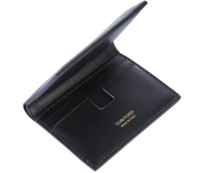 Wallet With Logo - Tom Ford 汤姆福特