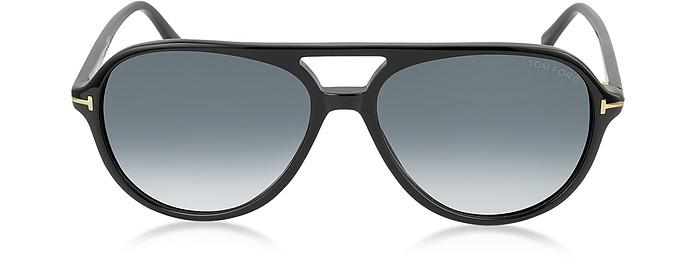 JARED FT0331 Sonnenbrille im Pilotenstyle - Tom Ford