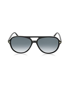 JARED FT0331 Aviator Sunglasses - Tom Ford