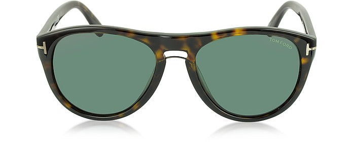 KURT FT0347 Aviator Sunglasses - Tom Ford