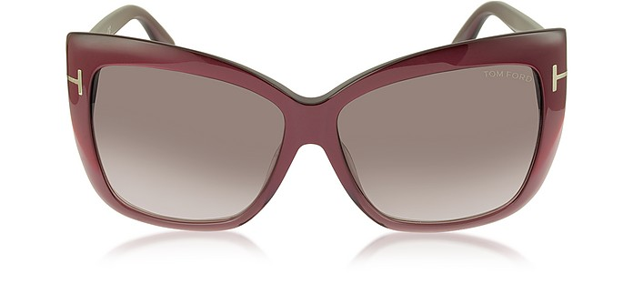 IRINA FT0390 Occhiali da Sole Donna in Acetato Bicolore - Tom Ford
