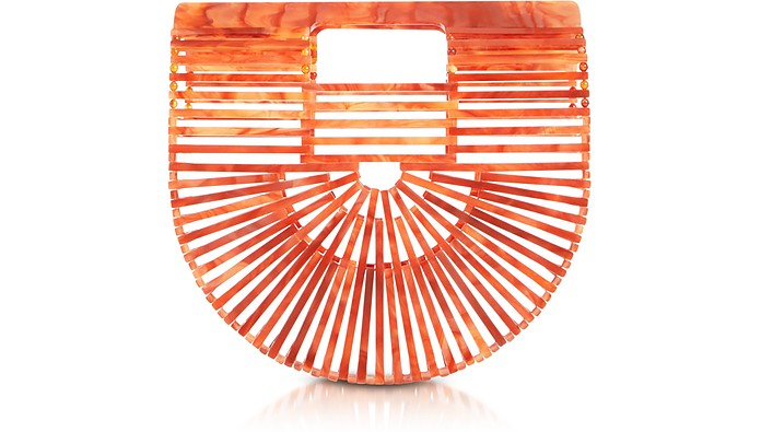 Agate Acrylic Mini Ark Bag - Cult Gaia