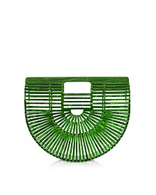 Malachite Acrylic Small Ark Bag - Cult Gaia