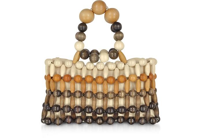 Bamboo Cora Clutch Bag - Cult Gaia