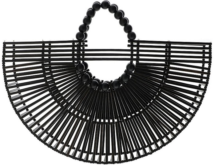 Black Fan Ark Bag - Cult Gaia