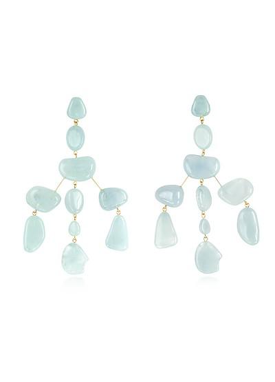 Sage Sloane Earrings - Cult Gaia