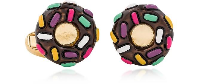 Choco Donuts  Men's Cufflinks - Paul Smith 保罗·史密斯