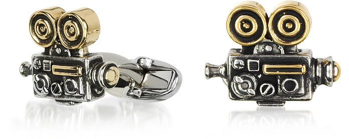 Film Camera Cufflinks - Paul Smith