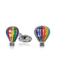 Hot Air Balloon Men's Cufflinks - Paul Smith