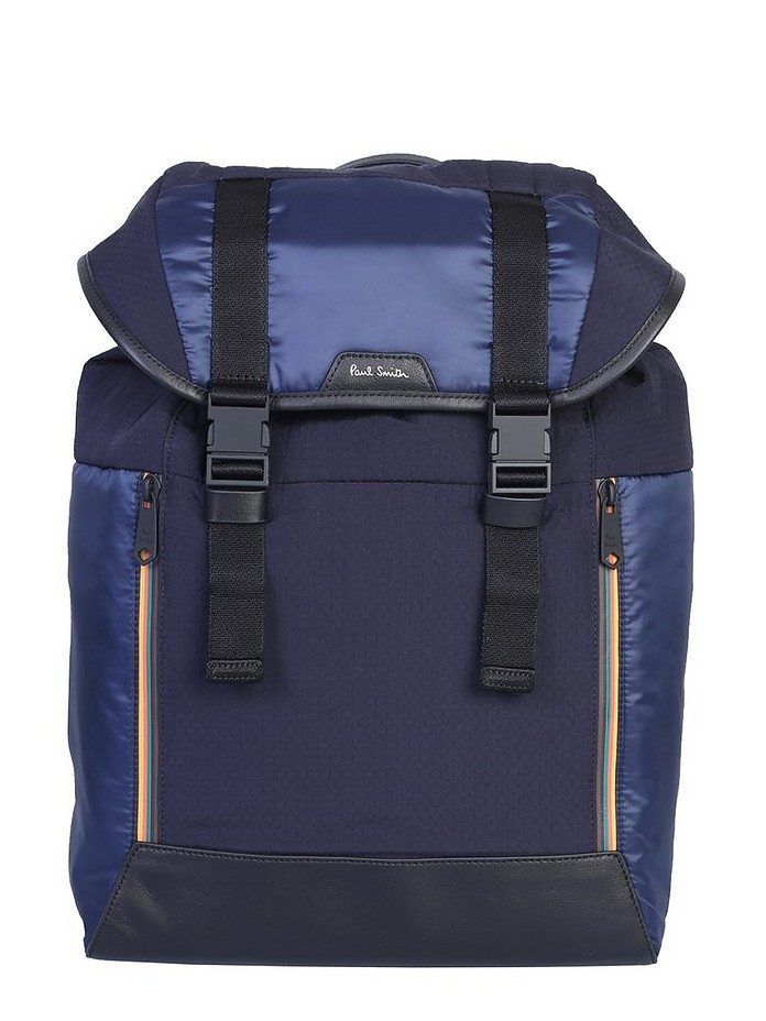 BACKPACK IN TECHNICAL FABRIC - Paul Smith