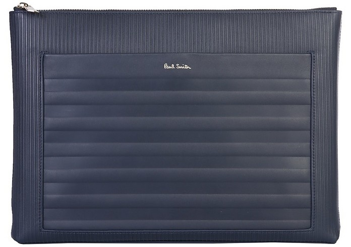 Document Holder With Logo - Paul Smith