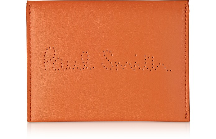 Paul Smith Signature Perforated Cardholder - Paul Smith