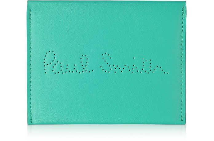 Paul Smith Signature Perforated Receipt Holder - Paul Smith