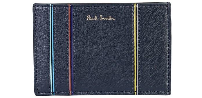 """Painted Edge"" Card Holder - Paul Smith"