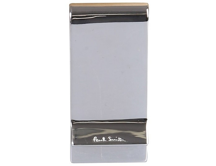 Money Clip With Logo - Paul Smith