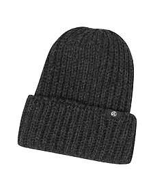 British Wool Men's Beanie Hat - Paul Smith