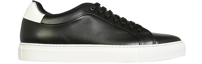 Leather Sneakers - Paul Smith