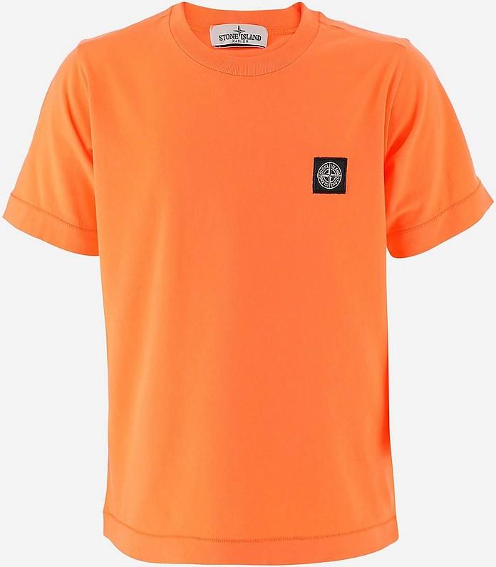 Men's Polo Shirt W/Short Sleeve - Stone Island