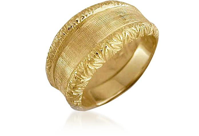 Nativo Yellow Gold Denise Ring - Torrini