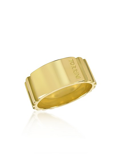 Stripes - Ring aus 18k Gelbgold - Torrini