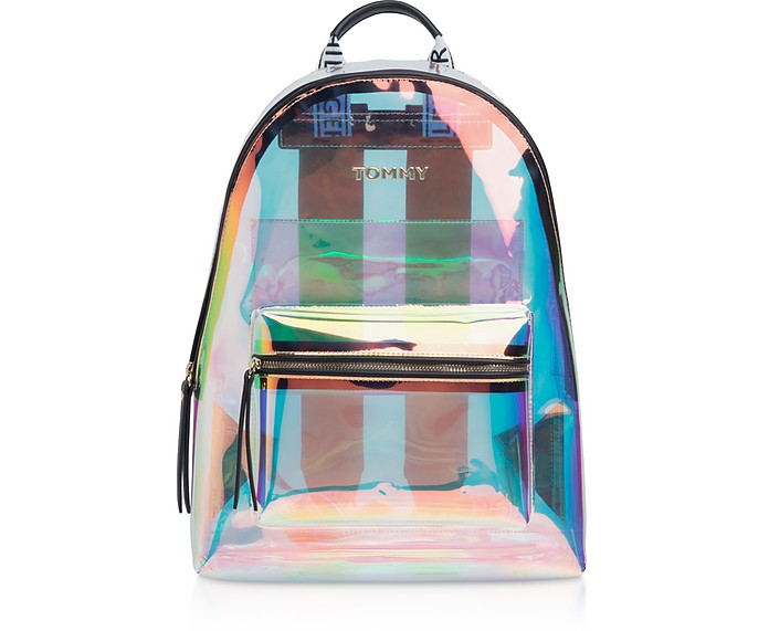 Iridescent Iconic Tommy Backpack - Tommy Hilfiger