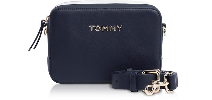 The Corporate Borsa con Tracolla in Eco Pelle  - Tommy Hilfiger