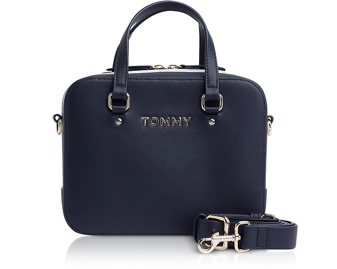 The Corporate Mini Trunk Bag - Tommy Hilfiger