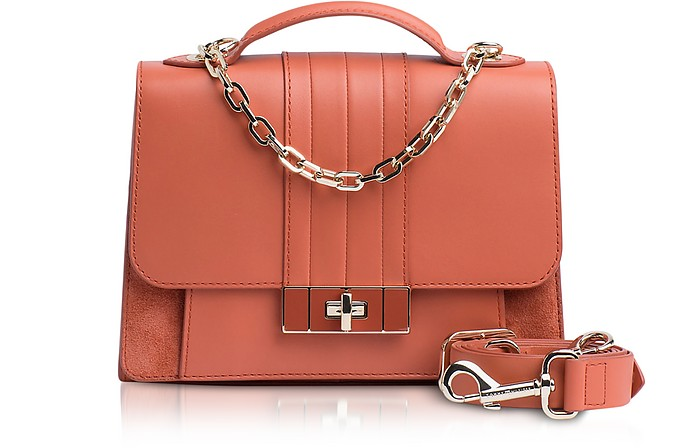 TH Chic Leather Crossover Bag - Tommy Hilfiger