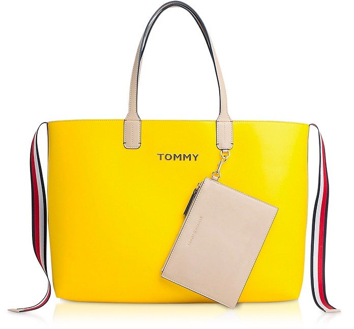 Reversible Iconic Tommy Tote - Tommy Hilfiger
