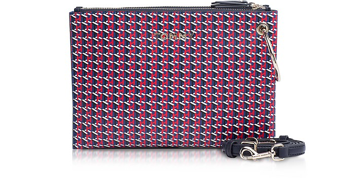 Bifold Monogram Item Statement Clutch - Tommy Hilfiger