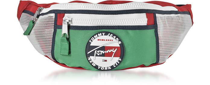 The Heritage Fabric Belt Bag - Tommy Hilfiger
