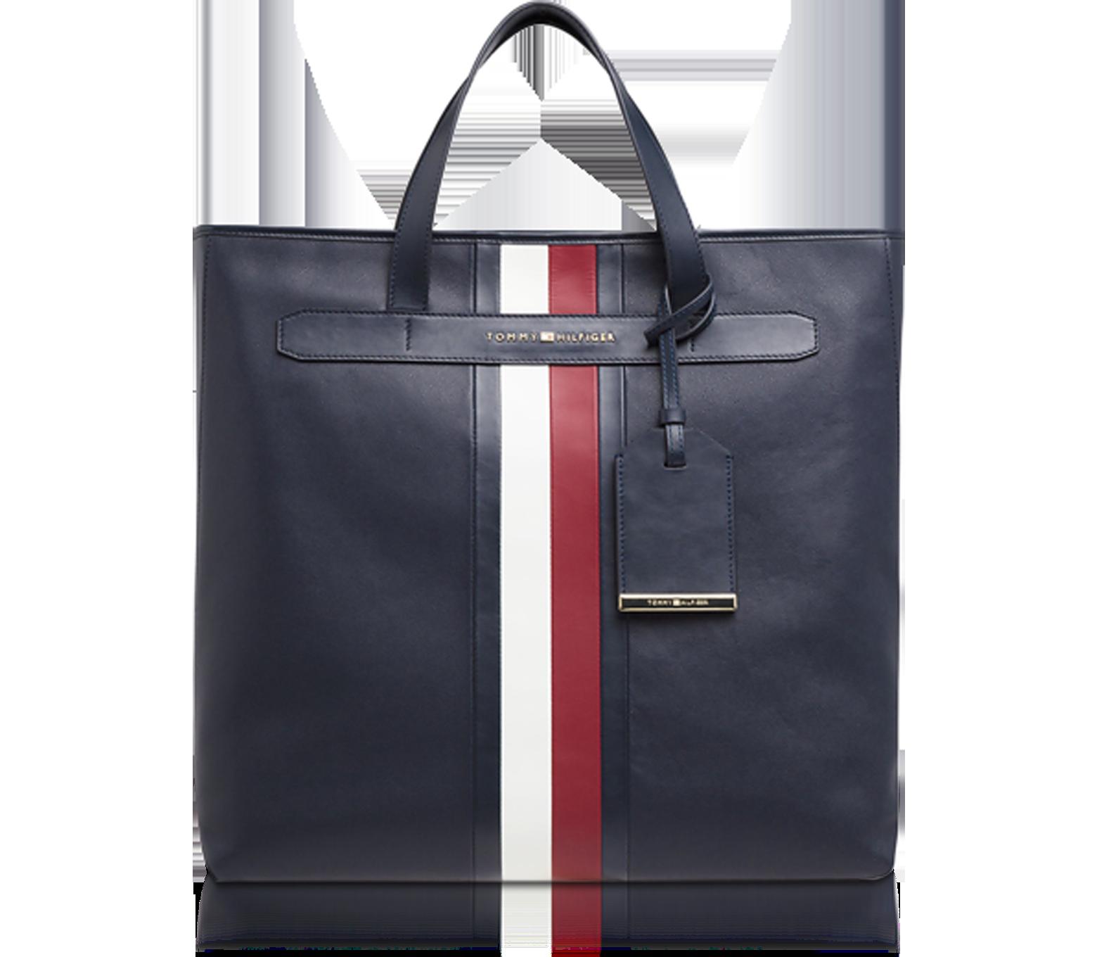 tommy hilfiger bag leather