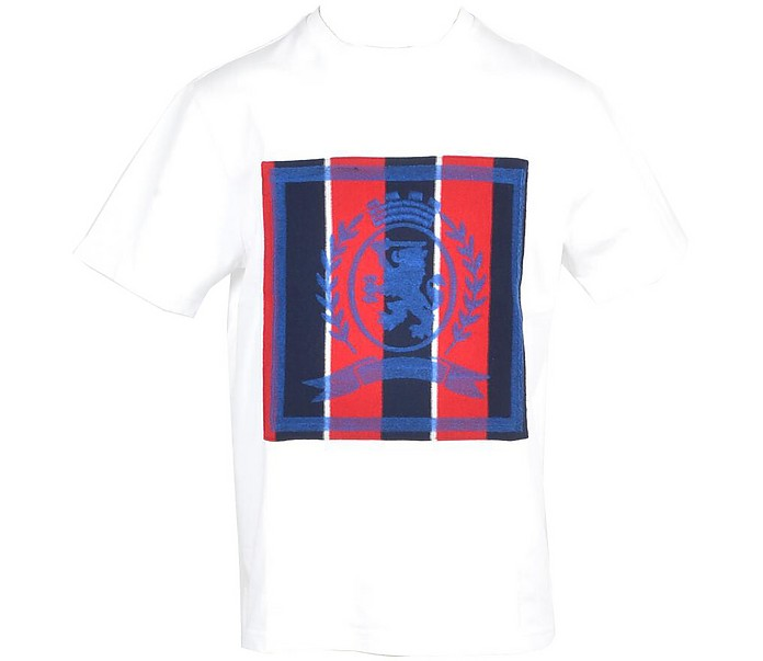 Men's White T-Shirt - Tommy Hilfiger / トミー ヒルフィガー