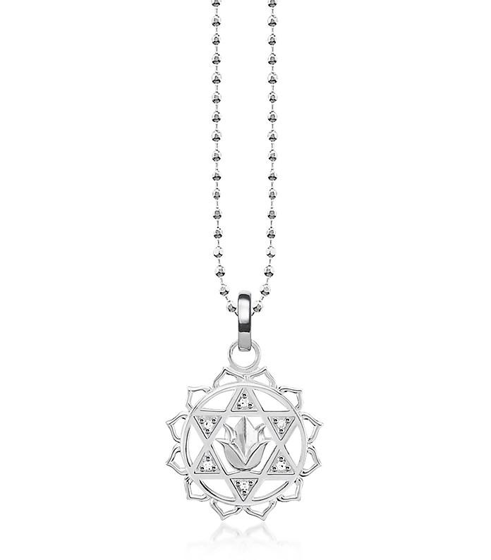 Thomas sabo heart chakra sterling silver necklace wwhite zirconia heart chakra sterling silver necklace wwhite zirconia thomas sabo aloadofball Gallery