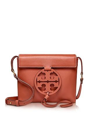 b0d186b470ea Genuine Leather Miller Cross-Body Bag - Tory Burch