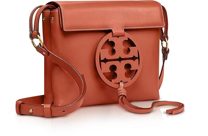 0c2fe7bca959 Tory Burch Sunset Genuine Leather Miller Cross-Body Bag at FORZIERI Canada