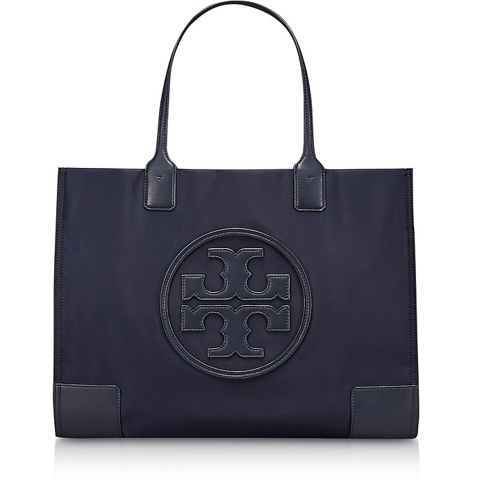 Nylon Ella Tote Bag - Tory Burch