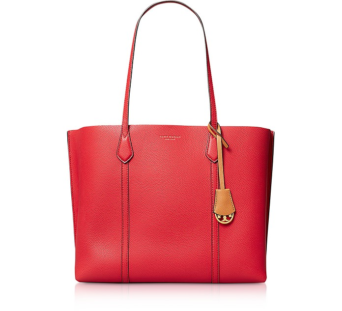 Perry Triple-Compartment Tote - Tory Burch