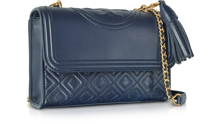 a5b9b1151ca Tory Burch Fleming Leather Small Convertible Shoulder Bag. £430.00 Actual  transaction amount