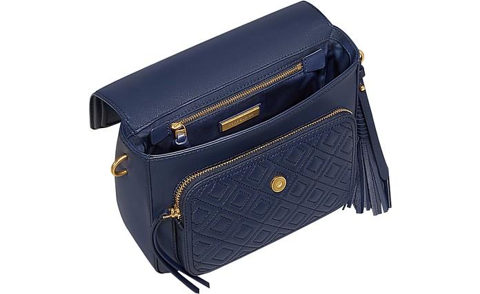 d9afc1f3fdf Fleming Leather Satchel Bag w Shoulder Strap - Tory Burch.  508.00 Actual  transaction amount