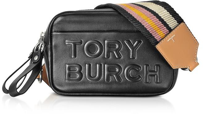 Perry Double Zip Mini Shoulder Bag - Tory Burch
