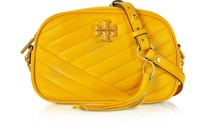 Kira Chevron Camera Bag - Tory Burch