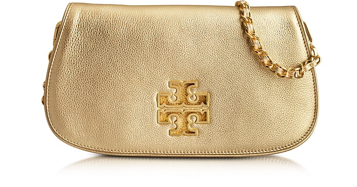Britten Golden Clutch - Tory Burch