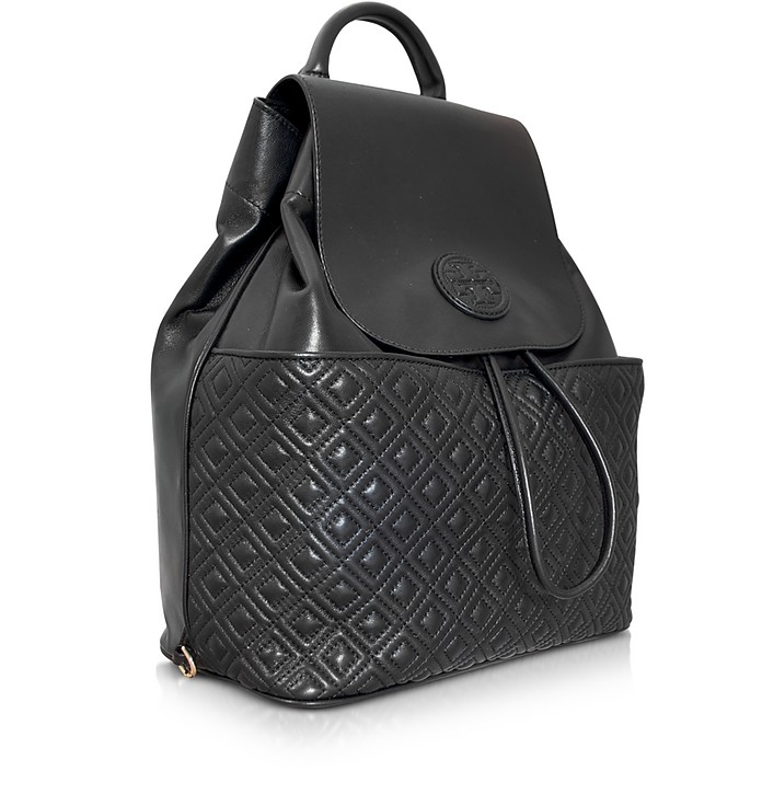 26dc0891bd07 Marion Quilted Smooth Leather Backpack - Tory Burch.  550.00 Actual  transaction amount