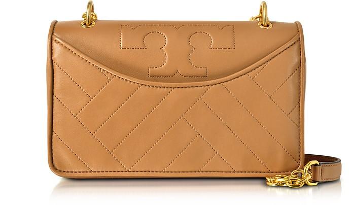 433b19d02af Tory Burch Alexa Aged Vachetta Leather Shoulder Bag at FORZIERI ...