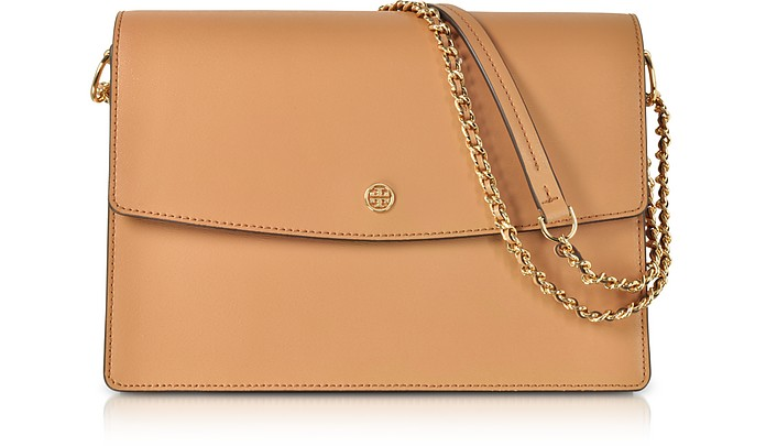 00f8de6eb92c Tory Burch Cardamom Parker Large Leather Convertible Shoulder Bag at ...